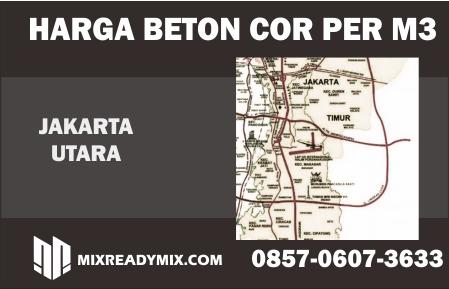 HARGA READY MIX JAKARTA TIMUR