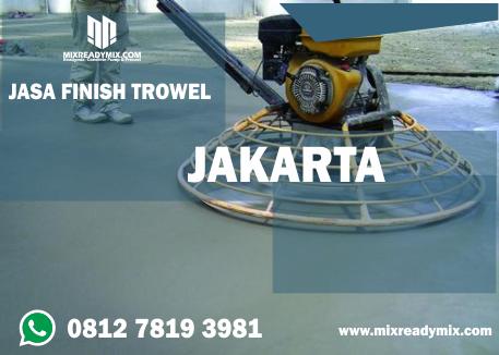 FINISH TROWEL FLOOR HARDENER JAKARTA