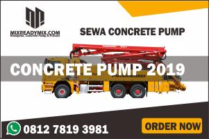 SEWA CONCRETE PUMP 2019